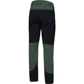 Haglöfs Mid Fjord Pants Men, verde/negro